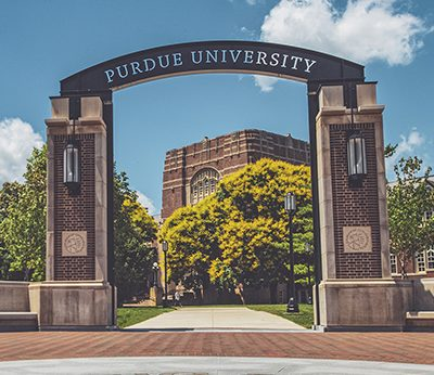 TikTok racist Purdue University post