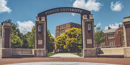 TikTok racist Purdue University post
