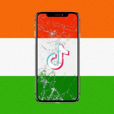 Ban TikTok India