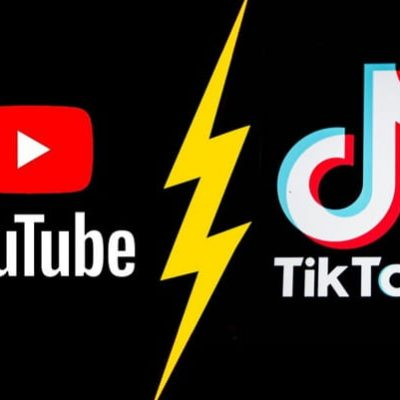 TikTok vs Youtube 15 seconds