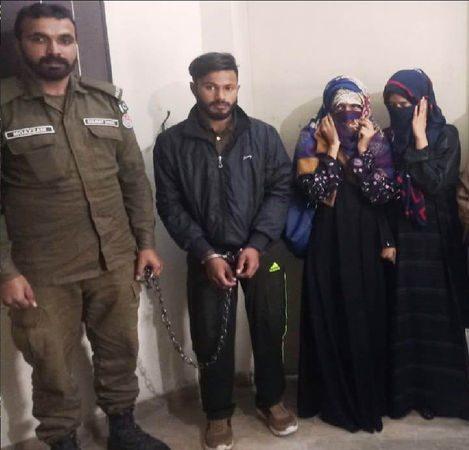 TikTok Gujrat policeman cop death