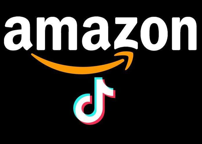 Amazon staff ban and unban TikTok