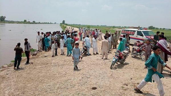 Bahawalnagar teen drowns TikTok video