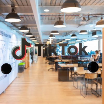 TikTok UK headquarter office