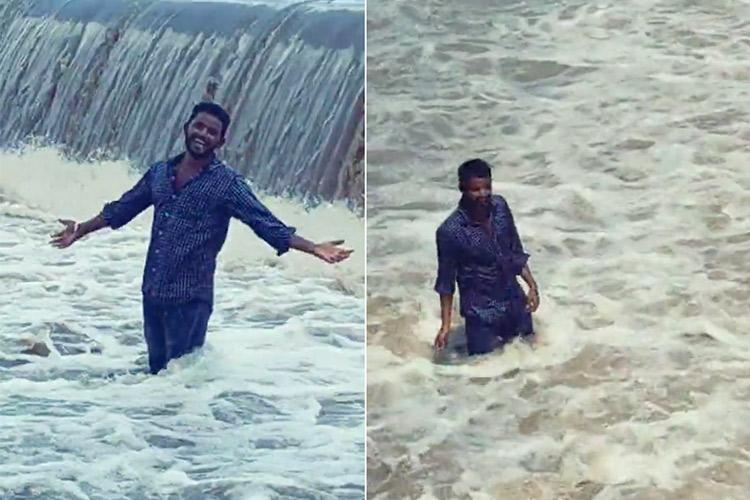 Telangana man drowns and dies who enters overflowing stream for TikTok