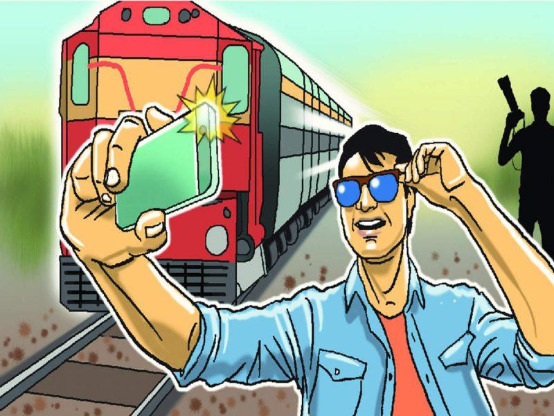 Bengaluru teenager friends killed by speeding train while shooting TikTok video