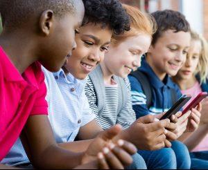 TikTok steals kids' data