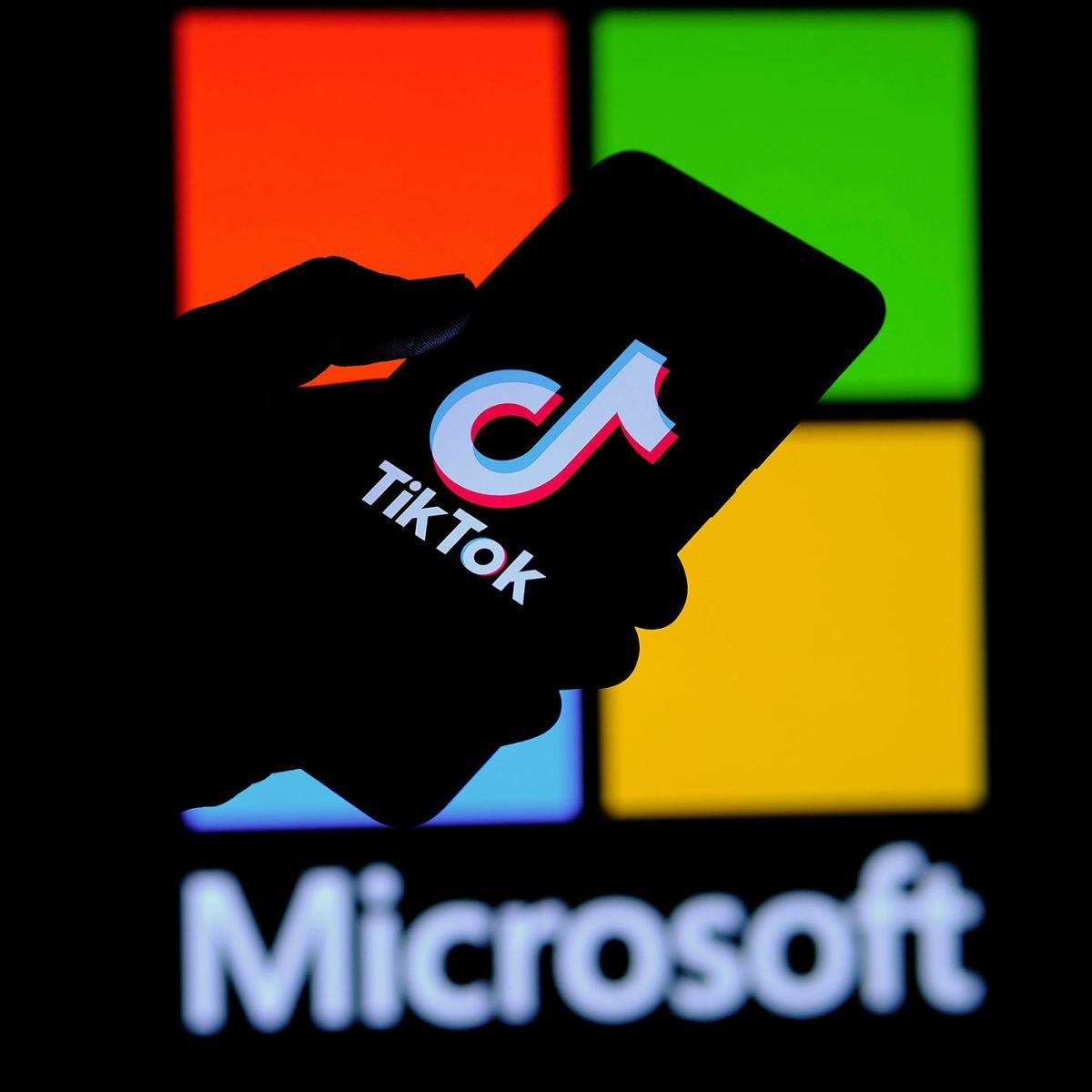 Microsoft Buying TikTok