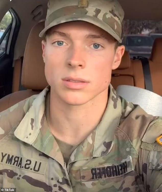 US Army officer suspended for Holocaust joke on TikTok