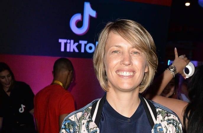TikTok Head Vanessa Pappas Message For TikTok Community