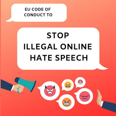 TikTok joins EU code on hate speech
