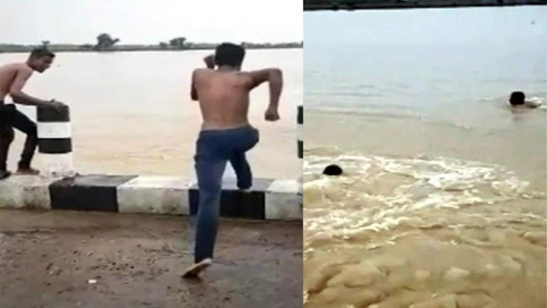 Bihar Teen Dies Attempting TikTok Stunt in Heavy Flooded Water