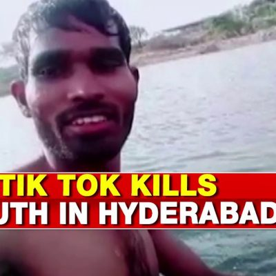 Youth Bathing in Lake Slips and Drowns While Posing For TikTok