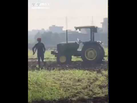 Indian Man Brutally Killed by Tractor While Performing Stunt For TikTok