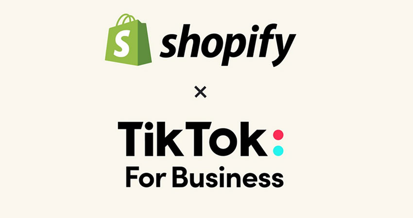 TikTok Partners With Shopify: A Big Move To Social E-Commerce World