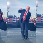 Trump's Florida Rally Dance Moves Become Viral TikTok Dance Challenge
