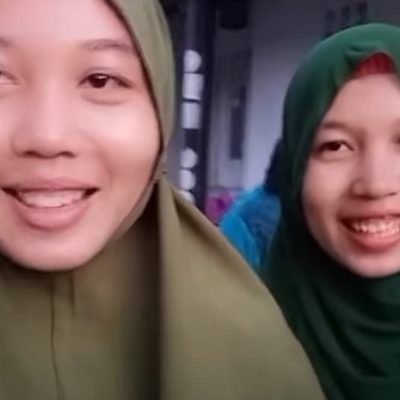 TikTok Reunited Long-Lost Indonesian Twins After 24 Years