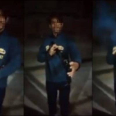 Karachi Security Guard Shoots Himself While Filming TikTok Video