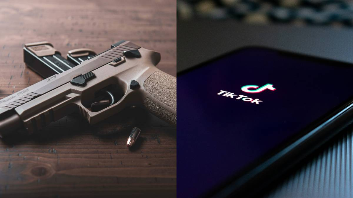 Youngster Shot and Seriously Wounded While Filming TikTok Video