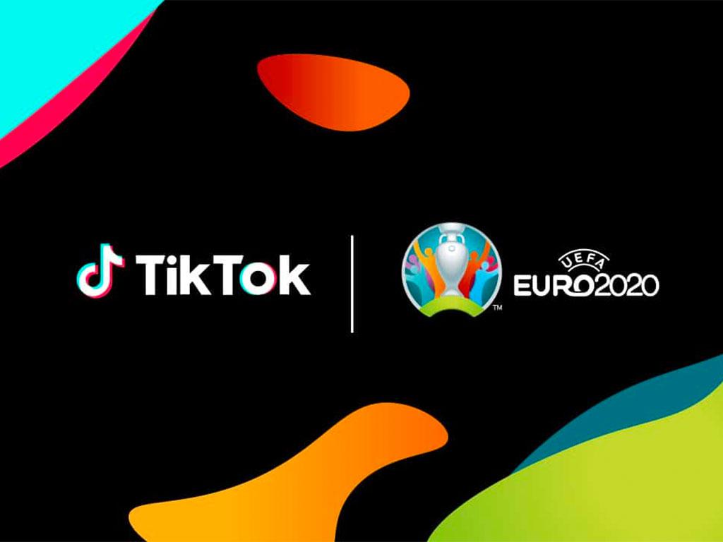 TikTok Becomes Global Sponsor of UEFA EURO 2020