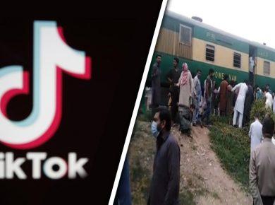 Teenager Killed During TikTok Stunt on Train Track TikTok Death