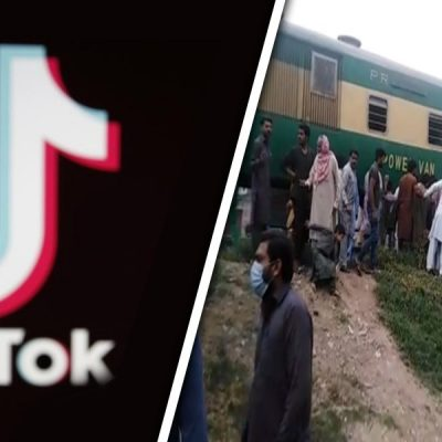 Teenager Killed During TikTok Stunt on Train Track TikTok Death