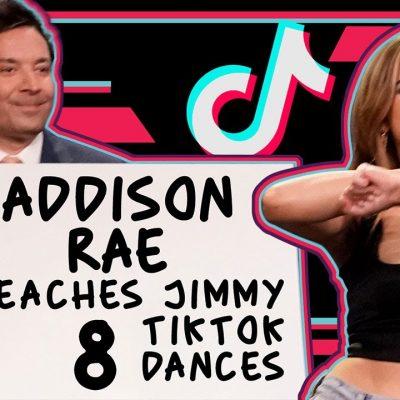Jimmy Fallon Welcomes Actual Creators After Addison Rae Backlash TikTok Death