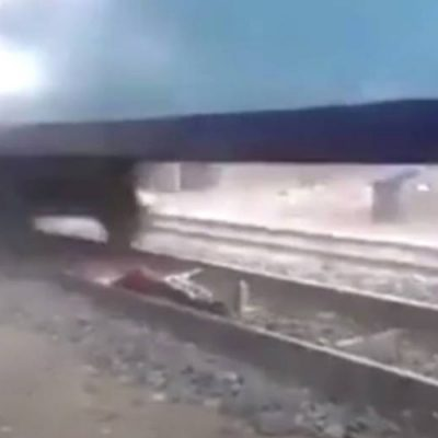 Man Lies on Train Tracks in Viral TikTok Stunt TikTok Death