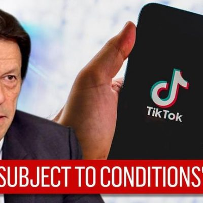 Pakistan Lifts Ban on TikTok After Removal of Immoral Content TikTok Death
