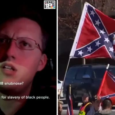 Pennsylvania Police Officer Suspended For Defending Confederacy TikTok Death