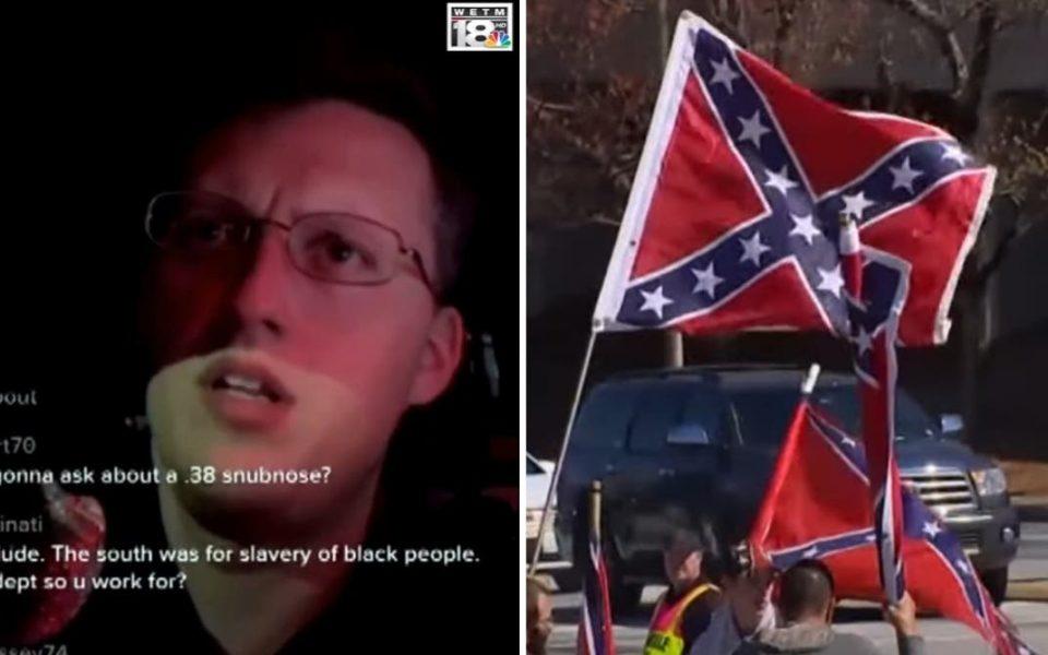 Pennsylvania Police Officer Suspended For Defending Confederacy TikTok Death