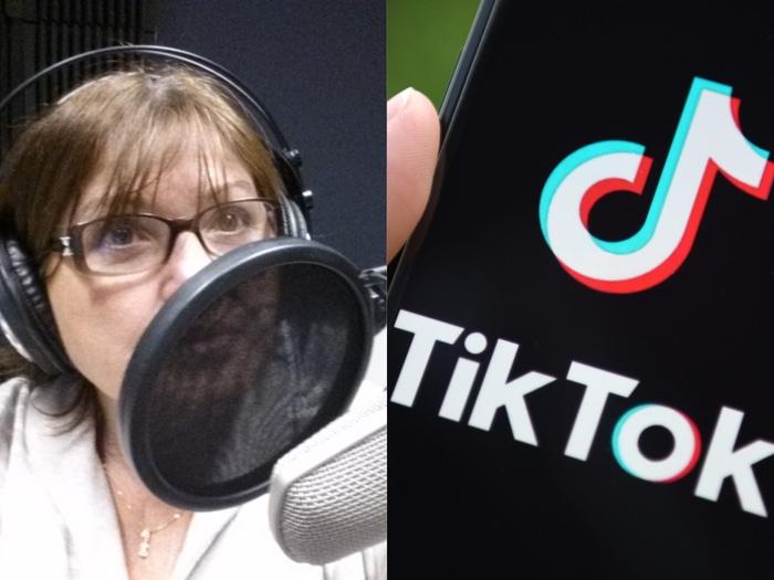 Actor Sues TikTok For Using Her Voice To Text Speech Tool TikTok Death