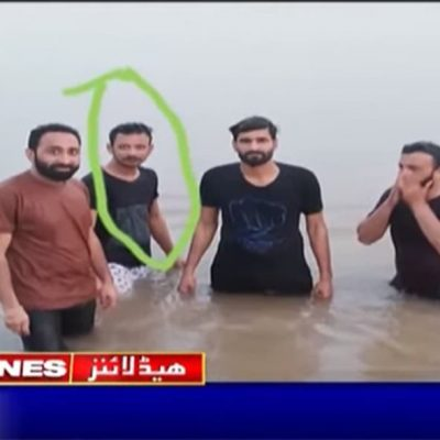 TikTok Video Claims Another Life Youngster Jumps Into Jhelum River TikTok Death