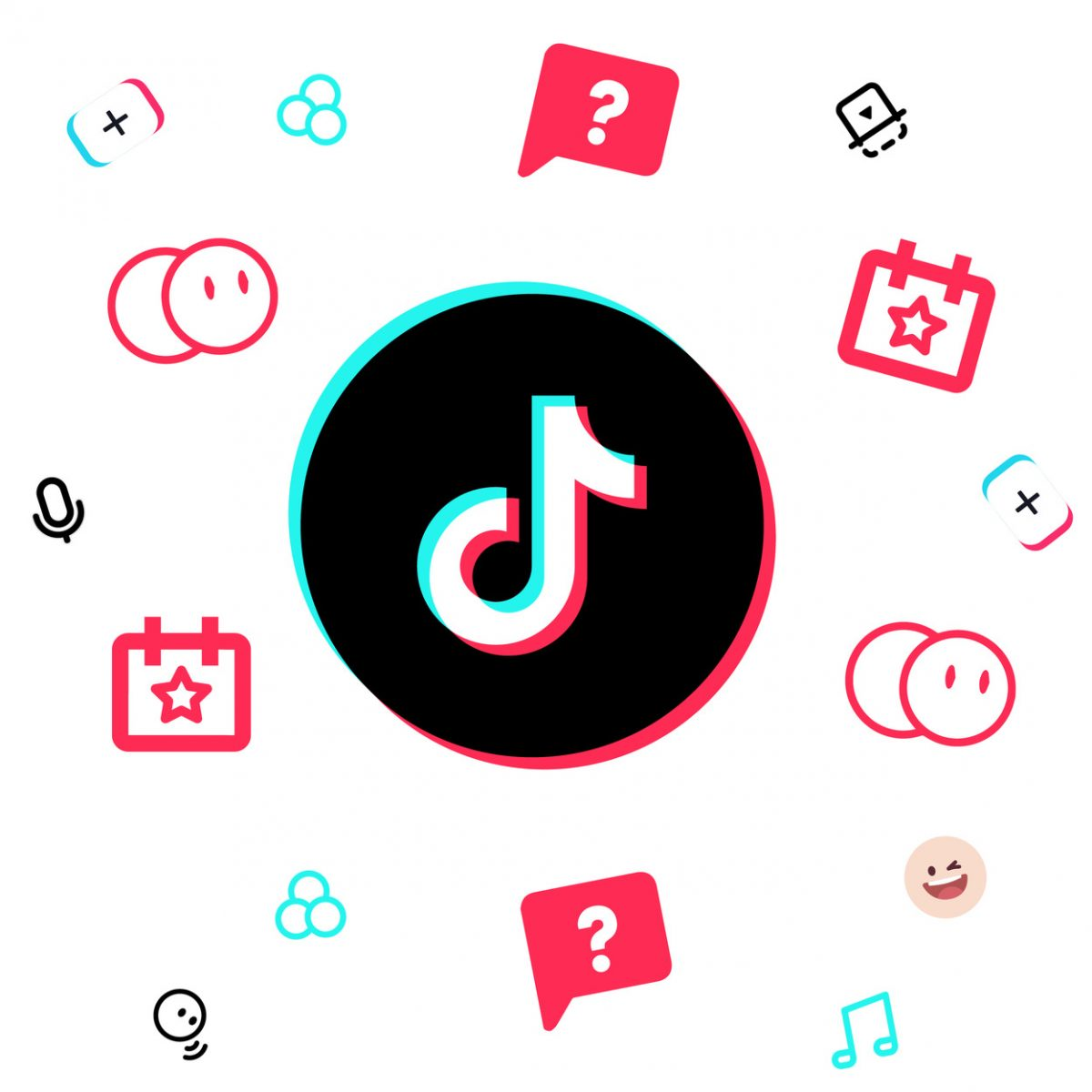 TikTok Launched Live-Stream Feature Including Events, Co-Hosts and QA TikTok Death