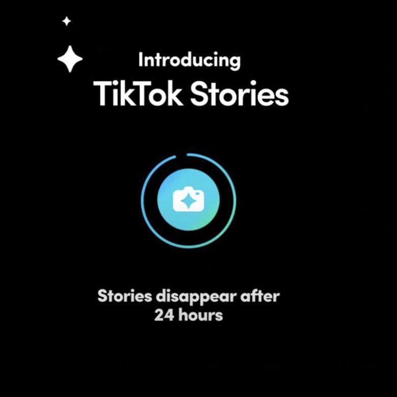 TikTok Stories A Snapchat-Like Feature is Under Development TikTok Death