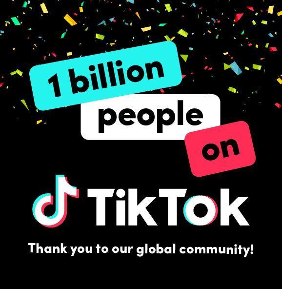 TikTok Surpass One Billion Active Users TikTok Death